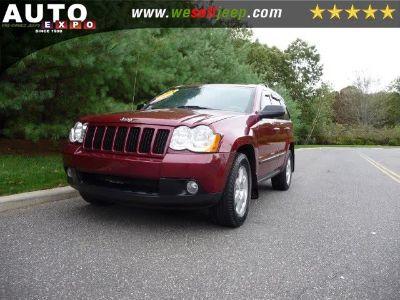 2008 Jeep Grand Cherokee Laredo (RED)