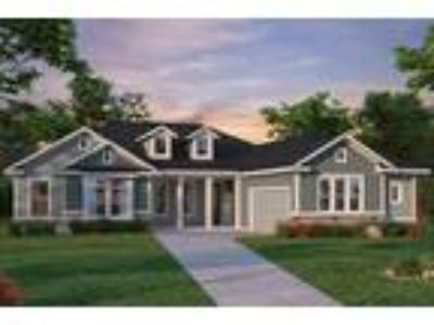 The Araguez by David Weekley Homes: Plan to be Built