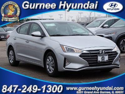 2019 Hyundai Elantra SE (Silver)
