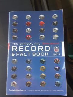 The official NFL record and fact book