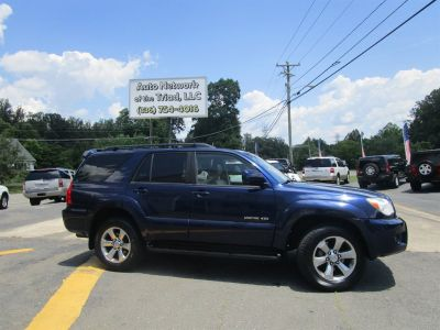 2006 Toyota 4Runner Limited (Blue)