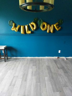 Wild One First Birthday Decorations