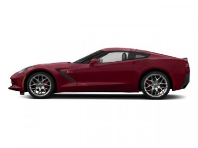 2019 Chevrolet Corvette 1LT (Long Beach Red Metallic Tintcoat)