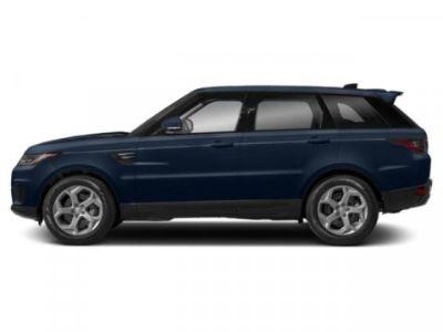2019 Land Rover Range Rover Sport HSE (Loire Blue Metallic)