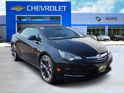 2017 Buick Cascada Premium (Ebony Twilight Metallic)