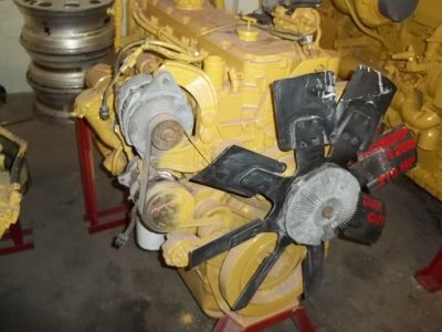 Find 2002 Caterpillar 3126 210 H.P. Running Takeout Engine Assembly motorcycle in Sturtevant, Wisconsin, US, for US $3,900.00