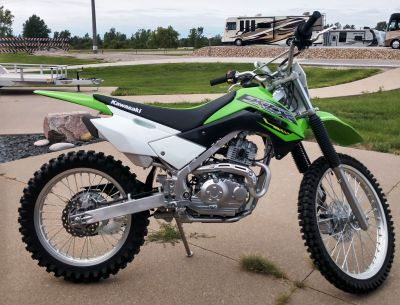 2019 Kawasaki KLX 140G Competition/Off Road Motorcycles Ottumwa, IA