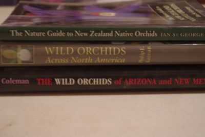 orchid books do not text