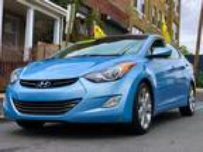 2011 Hyundai Elantra Ltd PZEV for sale