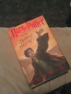 Harry Potter Book #7
