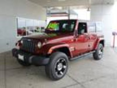2007 Jeep Wrangler Unlimited, 124K miles