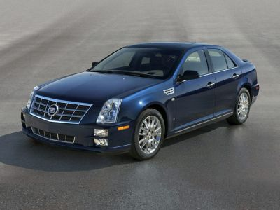 2009 Cadillac STS V6 (Radiant Silver)