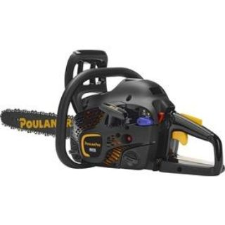 Poulan PR4218 42-cc 2-cycle 18-in Gas Chainsaw with Case (NEW)