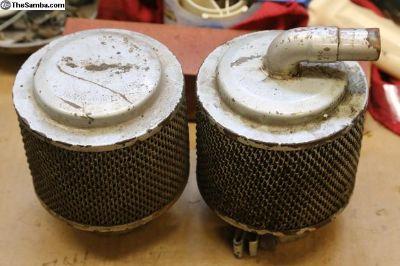 Porsche 356 Alternative Engine Air Cleaners?
