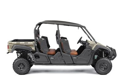 2018 Yamaha Viking VI EPS Ranch Edition Side x Side Utility Vehicles Panama City, FL