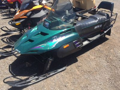 1995 Arctic Cat Panther Deluxe Crossover Snowmobiles Kamas, UT