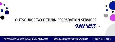 Outsource Tax Return Preparation services