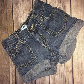 2t old navy jean shorts