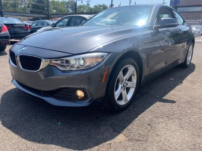 2016 BMW 4 Series 2dr Cpe 428i xDrive AWD SULEV (Mineral Gray Metallic)