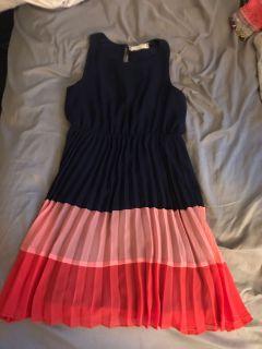 Beautiful dress girls size 8-10