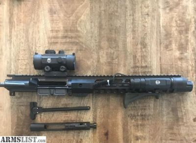 For Sale: Complete Upper