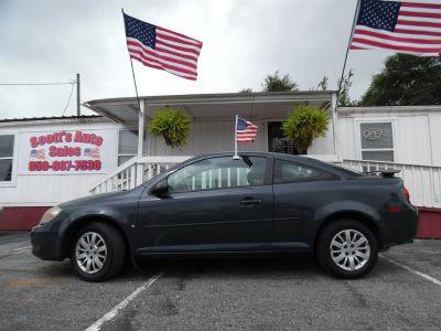 2009 Chevrolet Cobalt LT (Gray)
