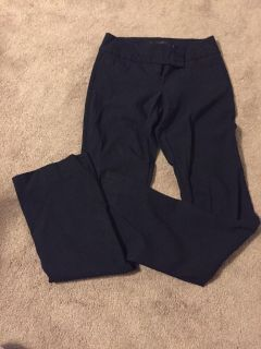 The Limited black dress pants exact stretch size 4L