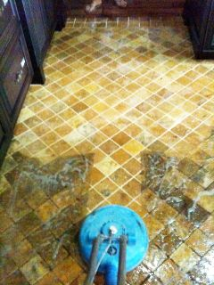 Superior Tile & Grout Cleaning in Coral Springs - Must see pics