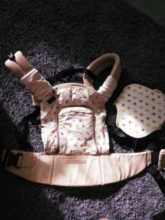 NEW Pognae baby carrier with insert
