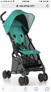 New in box OXO Tot air stroller