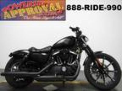 Used 2017 Harley-Davidson XL883N - Iron 883
