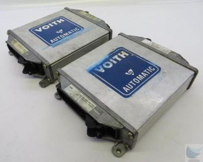 Buy Two Voith E200 H5 ECU Transmission Control Units For Cummins ISL 330 UNTESTED motorcycle in Longwood, Florida, United States, for US $59.99