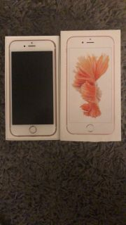 Apple iPhone 6s | 128GB | Rose Gold | Unlocked