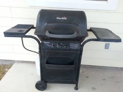 Gas Grill wtank