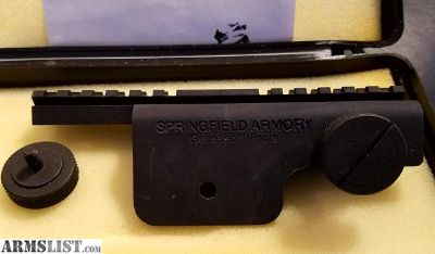 For Sale/Trade: Springfield Armory M1A gen 3 scope mount
