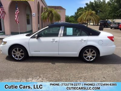 2006 Lincoln Zephyr Base (White)