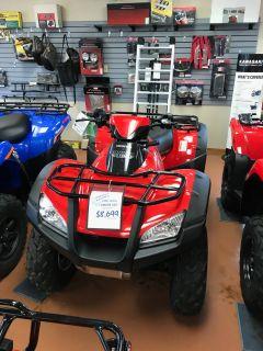2018 Honda RINCON ATV Sport Utility Arlington, TX