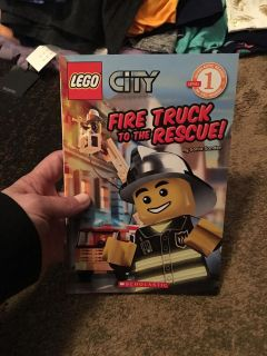 Lego city fire truck to the rescue - ppu (near old chemstrand & 29) or PU @ the Marcus Pointe Thrift Store (on W st)