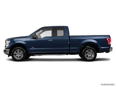 2015 Ford F-150 XL (Blue Jeans Metallic)