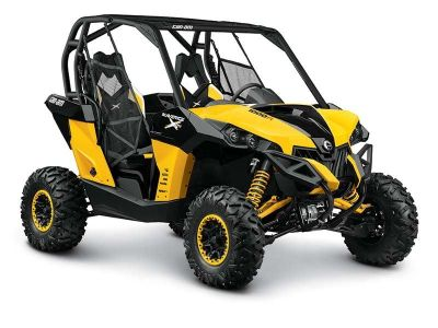 2015 Can-Am Maverick X rs DPS 1000R Utility Sport Wasilla, AK