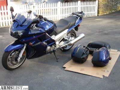 For Sale/Trade: 05 YAMAHA FJR 1300 EFI ABS GPS NICE BIKE,,