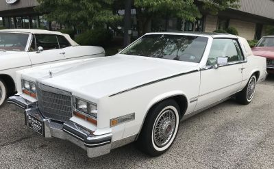 1982 Cadillac Eldorado Biarritz
