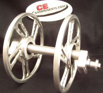"Sell YAMAHA 8"" BIG IDLER WHEEL KIT NITRO SNOWMOBILE motorcycle in Eagle, Idaho, United States, for US $250.00"