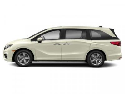 2019 Honda Odyssey EX-L with Navigation with Rear (White Diamond Pearl)