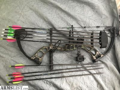 For Sale/Trade: Bear Archery Cruzer RTH Package Right Hand