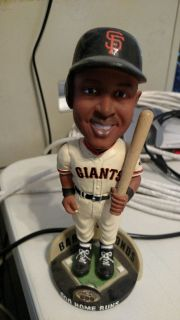 "Barry Bonds ""Legend of THE DIAMOND"" #2220 of 6000 Bobblehead"