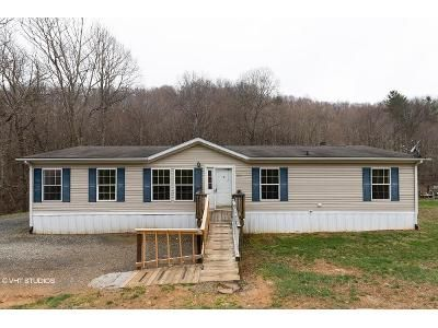 3 Bed 2 Bath Foreclosure Property in Fleetwood, NC 28626 - Mulatto Mountain Rd