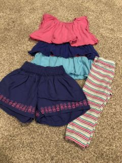 Pumpkin Patch and Old Navy 3 piece outfit GUC