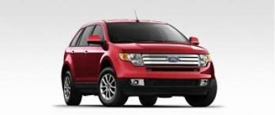 2008 Ford Edge Limited (Red)