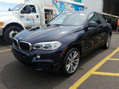 2015 BMW X6 AWD 4dr xDrive35i (Carbon Black Metallic)